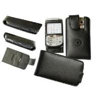 Mobile Phone Leather Case for Blackberry 8300, Laptop Case, PDA parts/ accessories, HDD case Manufactures