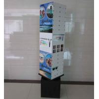 Four Sides Safety Sunglasses Display Case Holder Rack For Stores Manufactures