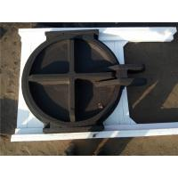 Round Steel Cast Iron Sluice Gates Wall Mounted Sluice Gate For Reservoirs Manufactures