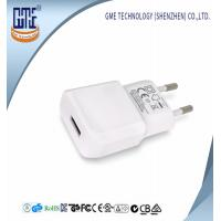 USB Single Port 5 Volt 2A Wall Universal Travel Charger For Mobile Phone Manufactures