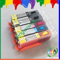 printer ink refillable ink cartridge for Canon IX6820 with chip PGI-250 CLI-251 Manufactures