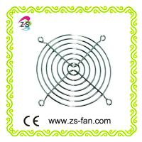 China air conditioner fan guard grill 110mm Computer metal wire fan guard on sale