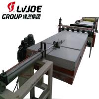 China Interior Decoration Gypsum Ceiling Tile Production Line PVC Laminated Gypsum Board Machine on sale