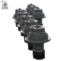 China potain tower crane spare parts slewing gearbox reducer made in china on sale