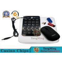 Wireless Online Casino System / Casino Betting Systems Keyboard And Mouse Manufactures