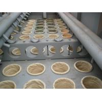 Waste Incinerator PPS Filter Bags Non Woven Filter Bags Anti - Acid Manufactures