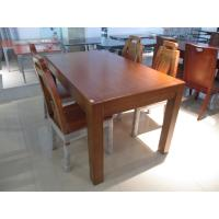 China classical solid wood dining table GT15 on sale