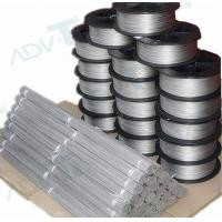 Titanium Grade 1 Wire ASTM B348 In Coil / On Reel For Glasses Frames Bicycle Spokes Manufactures