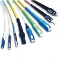 High Credibility and Stability Fiber Optic Patch Cord for FTTH , CATV, LAN Manufactures