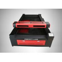 China Multi - function CO2 fabric Laser Cutting Machine , Flat Bed Laser Engraving Machine on sale