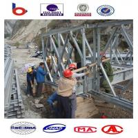 Emergency Bridge in Combodia,portable bridge,cantilever launching bridge,temporary bridge Manufactures