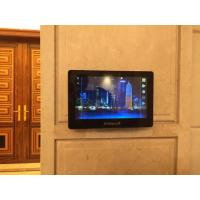 Wall mounting touch screen tablet pc with POE and RS485 for smart building automation Manufactures