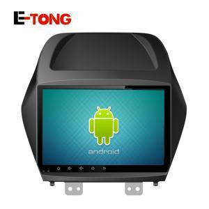 China Hyundai IX35 2014 2015 Car auto radio GPS navigation head unit with android quad core 16G on sale