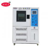 China SUS304 Programmable High Low Temperature Testing Chamber , Temperature Humidity Test Equipment on sale