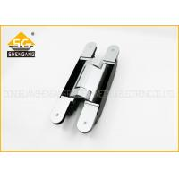 180 Degree Tectus AdjustableGerman Invisible Hinges For Heavy Duty Door Manufactures