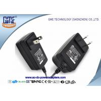 CEC VI US Plug 12V 1A AC DC Power Adapter with UL Certificate For Humidifier Manufactures