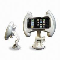 Steering Wheel Hand Grip with Stand for iPhone and Protective Screen Cover Manufactures