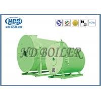 Fuel Saving Industrial Thermic Fluid Boiler / Waste Wood Hot Oil Boiler System Manufactures