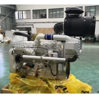 200KW 8.9L 4 Stroke Marine Diesel Engines Replacement Durable Energy Saving Manufactures