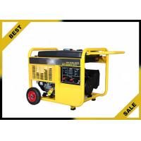 8KW Open Type Electric Start Petrol Generator Set Air Cooled 3600 Rpm Speed Manufactures