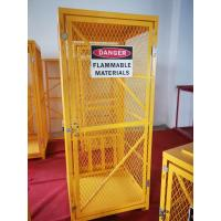 8 Cylinder Protection Gas Cabinet for Gas Cylinder Safety cabinet cage Manufactures