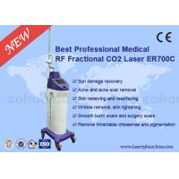 China 40W RF Fractional CO2 Laser Machine Generator Vaginal Tightening Scar Removal on sale