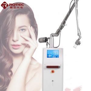 10.6 μM Vagina Tightening Machine Pigment Removal Stationary Style Easy Installation Manufactures