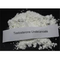 Raw Steroids Powder Oral Testosterone Undecanoate CAS 5949-44-0 For Budybuilding Manufactures