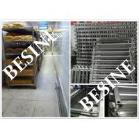 China stainless steel 304 food Grade oven racks ,trays trolleys , steel food racks ,bakery   trolleys for bread production on sale