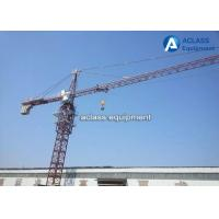 Hydraulic Hammerhead Tower Crane Monitoring system with Tied In Device Manufactures