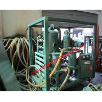 insulation oil purification machine,transformer vacuum filtration system, oil dehumidifier ,transformer oil regeneration Manufactures