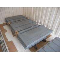China Dry Shipping Container Parts Container Door Panel Welding At Destination on sale