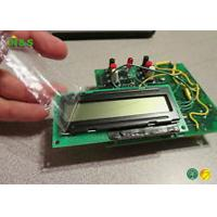 China Reflective 2.4 Optrex LCD Display 5×8 Dots 64.5×13.0 mm Bezel Area DMC-16117A on sale
