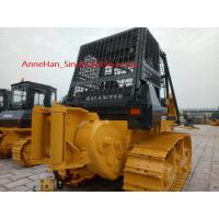 Hydraulic Compact Bulldozer Cummins Engine 0.077Mpa Construction Machinery Manufactures