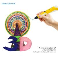 Eco Friendly Mini Creo Pop 3d Pen , Magic Three D Printer Pen For Kids Manufactures