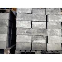 High Pressure Fine Grain Graphite Block with High 99.99% Purity Manufactures