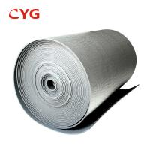 Heat Absorbing Sheets Fire-retardant Pipe Insulation Rubber HVAC Insulation Foam Manufactures