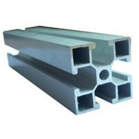 6005 , 6063 T5 Industrial Aluminium Profile / Assembly Line Profile  Manufactures