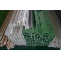 Nonconductive Thermal Insulation Plastic FRP Square Tube Fiberglass Square Tubing Manufactures