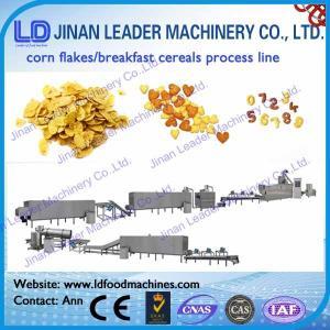 China cereal corn flakes cereal Corn flake Corn flakes making machine on sale