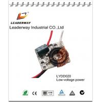 high quality low voltage input power supplier Manufactures