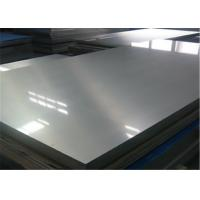 Thin 304 Stainless Steel Plate SUS304Ni8.5 Easy To Stamping And Bend Manufactures