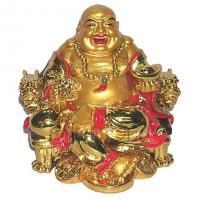 China Feng Shui Laughing Buddhas made in China on sale