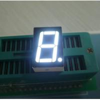 Quality Ultra red 14.2mm Single Digit 7 Segment Led Display common anode For Digital Indicator for sale