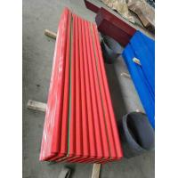 Color Coated Hot Dipped Galvanized JIS G3322, CGLCC, ASTM CGCC Corrugated Steel Roof Sheets Manufactures