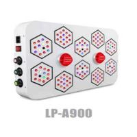9.8KG 25x5WCOB LED Grow Light For Plant Growth 22.4*X14 X2.8 Manufactures