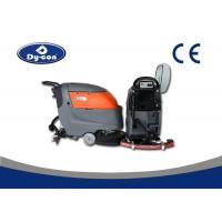 Dycon Helpful Semi-Automatic Floor Scrubber Dryer Machine For Brick Material Floor Manufactures
