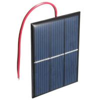 DIY Solar Lawn Lights Epoxy Resin Solar Panel With Small Solar Water Pump Manufactures