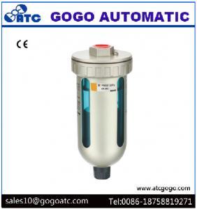 Auto Drain Pneumatic Valve Air Source Treatment Unit 1/2 BSPP Normally Open