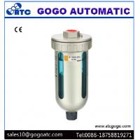 Quality Auto Drain Pneumatic Valve Air Source Treatment Unit 1/2 BSPP Normally Open for sale
